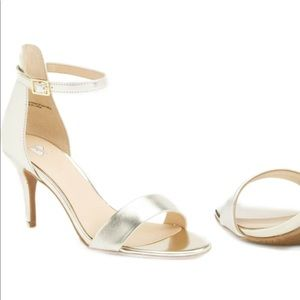 BP. Gold Heels